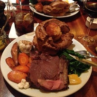 Photo taken at Hawksmoor Seven Dials by Ammy S. on 12/9/2012