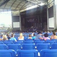 Photo taken at MIDFLORIDA Credit Union Amphitheatre by Kimberly B. on 9/28/2012