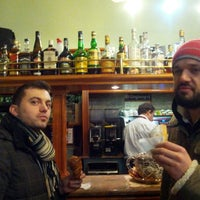 Photo taken at Bar Azalea by Riccardo C. on 1/23/2013