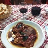 Photo taken at Aglio Olio E Peperoncino by Simone B. on 11/8/2012