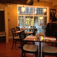 Photo taken at FIG Bistro by Nicolay D. on 2/12/2013