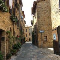 Photo taken at Pienza by Bahar Y. on 5/25/2016