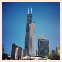 Photo taken at Willis Tower by Will C. on 7/20/2013