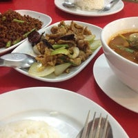 Photo taken at ร้านอนงค์ by SassyAngel A. on 11/16/2012