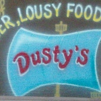 Photo taken at Dusty's by Rick M. on 3/4/2013