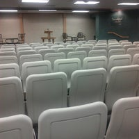 Photo taken at Kingdom Hall Of The Jehovah's Witnesses by Ismael E. on 9/23/2012