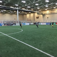 Photo taken at Uihlein Soccer Park by Rod G. on 2/14/2016