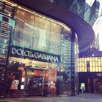 Photo taken at Dolce&Gabbana by QjQj on 6/29/2013