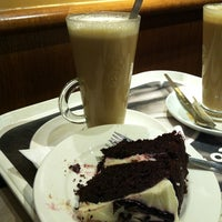Photo taken at Costa Coffee by Monique L. on 11/17/2012