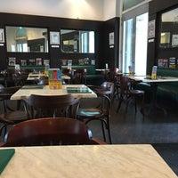 Photo taken at Dôme Café by Michael N. on 10/28/2016