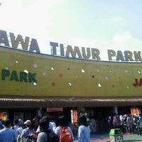 Photo taken at Jawa Timur Park 1 by Denny R. on 12/16/2012