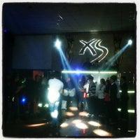 Photo taken at Xs club by Багина Василиса P. on 11/30/2012