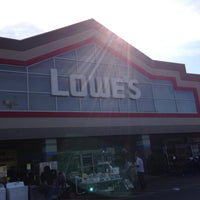Photo taken at Lowe's Home Improvement by Z on 4/20/2013