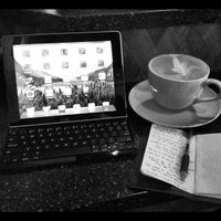 Photo taken at Jaho Coffee & Tea by C.C. C. on 11/15/2012