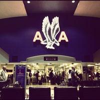 Photo taken at Terminal B by C.C. C. on 11/23/2012