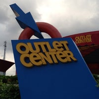 Photo taken at Outlet Center by CanSAKA on 8/30/2013