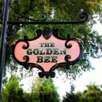 Photo taken at Golden Bee by Connor O. on 6/8/2013
