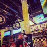 Photo taken at Quaker Steak & Lube® by Connor O. on 10/18/2013