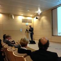 Photo taken at Siège de la Banque Postale by Guillaume L. on 9/25/2013