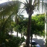 Photo taken at Villa Blanca by Rick on 10/6/2012