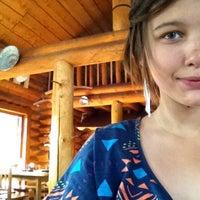 Photo taken at Koliba 77 by Barbara B. on 8/19/2013