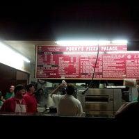 Photo taken at Porky's Pizza Palace by tiffany on 9/3/2013