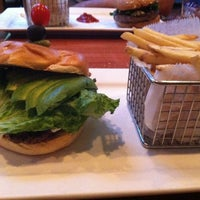 Photo taken at Westchester Burger Co. by Bianca S. on 9/23/2012