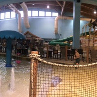 Photo taken at Splashers of the South Seas by Rebecca G. on 9/6/2015