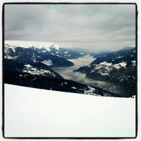 Photo taken at Piste du Chenus (2243m) by Andrey 🔆🔅🔆 on 1/10/2013