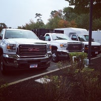 Photo taken at Barlow Buick GMC by Jamie G. on 10/15/2014