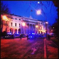 Photo taken at Bolsa de Madrid by Eduardo C. on 2/23/2013