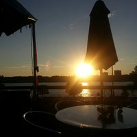 Photo taken at Hudson Beach Cafe by Megan L. on 7/25/2013