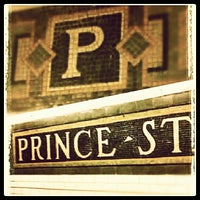 Photo taken at MTA Subway - Prince St (R/W) by Matt S. on 2/26/2013