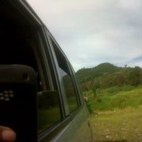 Photo taken at Dieng Plateau by Vincent A. on 3/31/2013