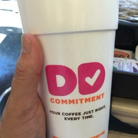 Photo taken at Dunkin Donuts by Minh on 9/13/2016