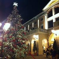 Photo taken at La Reggia Designer Outlet by Marilena on 12/19/2012