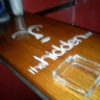 Photo taken at The Hidden Bar by Rafa E. on 12/19/2012