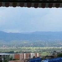 Photo taken at Restaurant El Tiuna by Vanessa C. on 10/12/2012