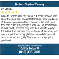 Photo taken at Restore Physical Therapy by Restore Physical Therapy on 1/1/2017