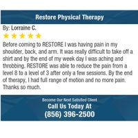 Photo taken at Restore Physical Therapy by Restore Physical Therapy on 12/7/2016