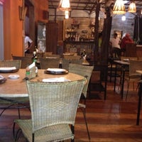 Photo taken at Chacrinha Restaurante & Pizza Bar by Martin T. on 11/5/2012