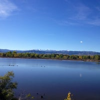 Photo taken at Walden Ponds Wildlife Habitat by Madison B. on 10/6/2013