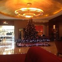 Photo taken at Sheraton Hotel Maslak by Koray A. on 12/6/2012