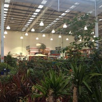 Photo taken at Bunnings Warehouse by Shannon on 10/29/2012