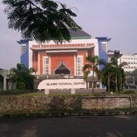Photo taken at Masjid Al-Furqon by M REZA on 1/19/2013