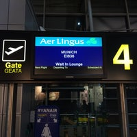 Photo taken at Gate 4 by SENSORPRO on 12/20/2014