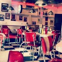 Photo taken at Starlite Diner by Julia M. on 9/21/2012