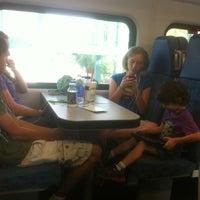 Photo taken at Metrolink Riverside-La Sierra Station by JB on 10/6/2012