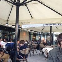 Photo taken at Starbucks by Yusuf Ç. on 3/9/2013