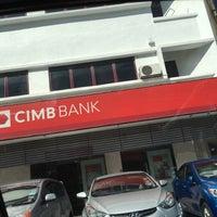 Photo taken at CIMB Bank by Muadz A. on 11/19/2016